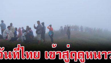 Photo of กรมอุตุฯเผย คาดช่วงวันที่ประเทศไทย จะเข้าสู่ฤดูหนาว